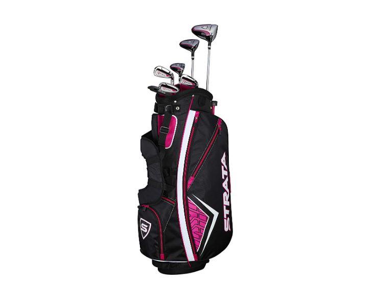 Callaway Strata Womens Golf Club Set