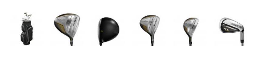 Cobra Golf Club Set Review
