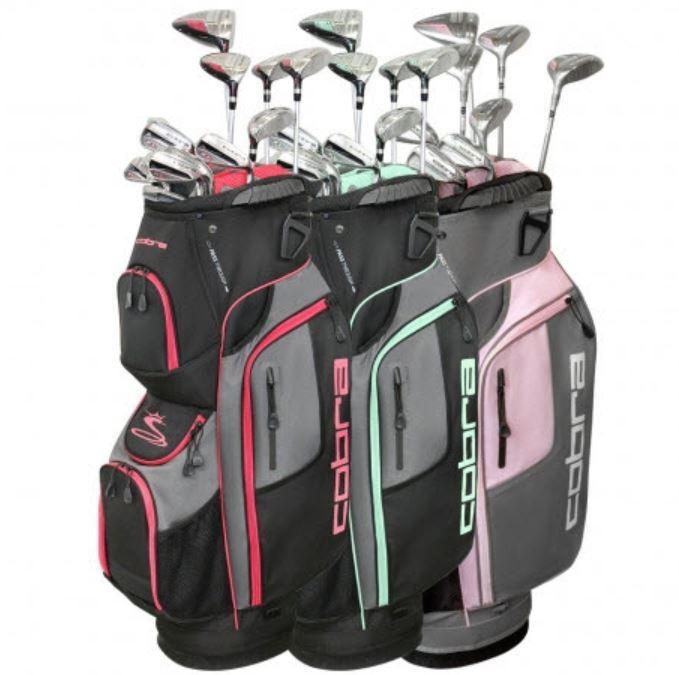 Cobra XL Womens Golf Clubs