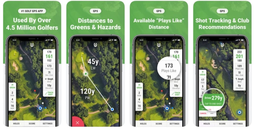 Golf Android Apps
