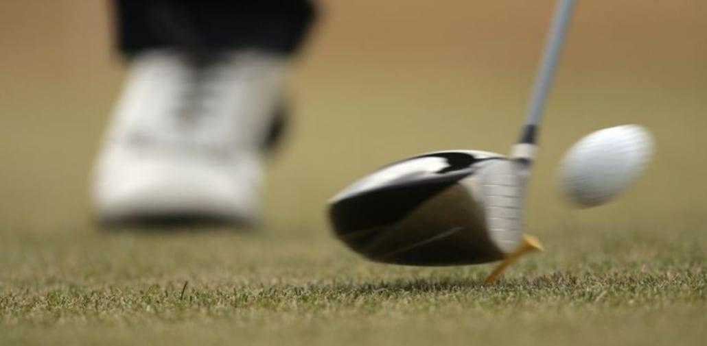 Golf Ball Impact