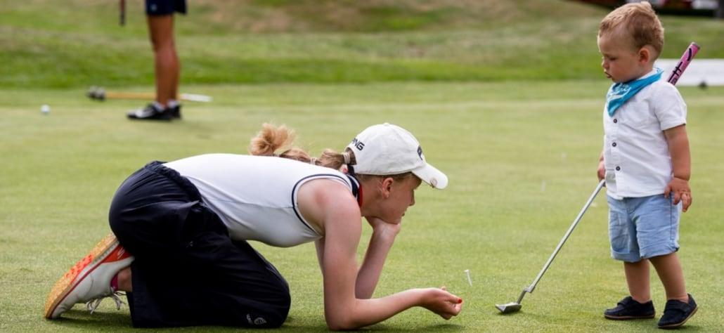 Golf Family