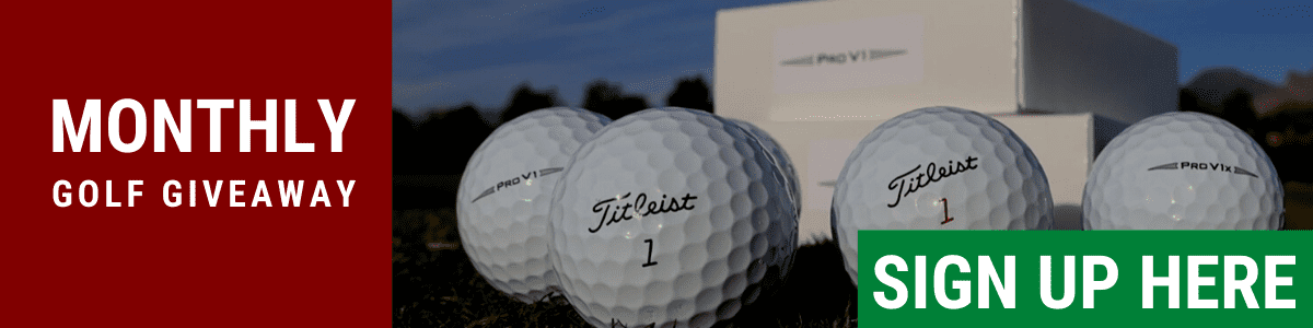 Golf Giveaway