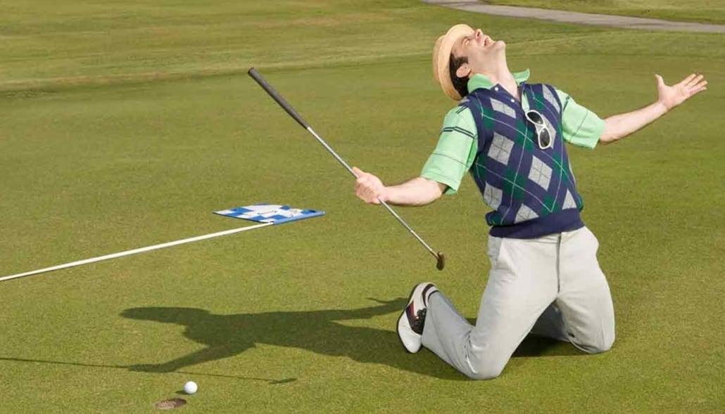 Golf In Decline