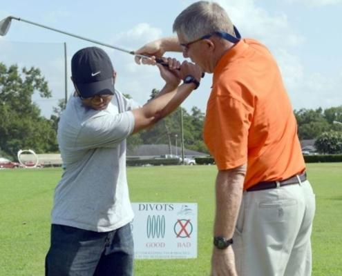 Golf Swing Fitting