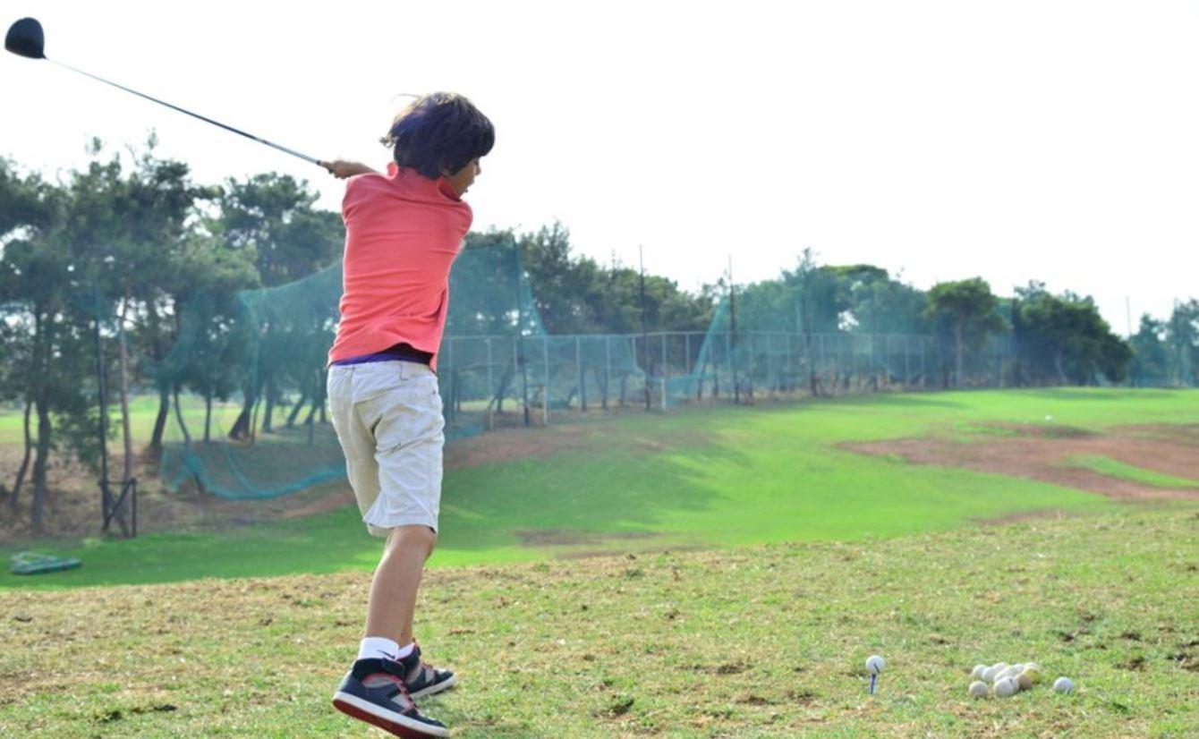 Golf kidddy