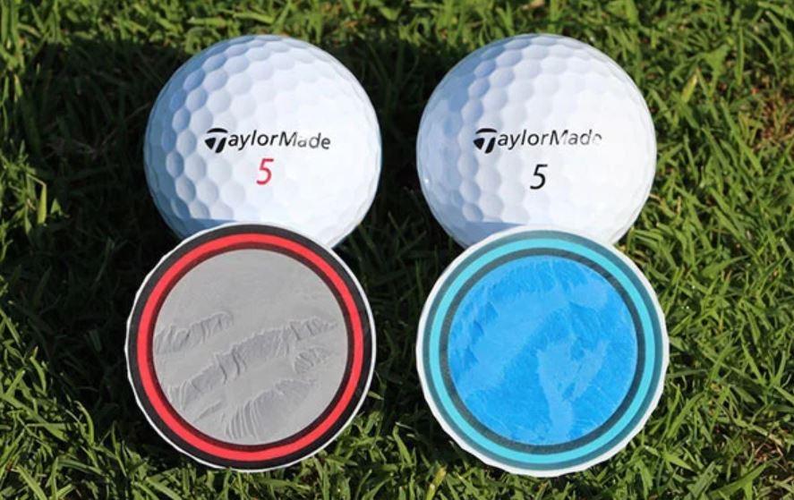 Inside Of A Golf Ball