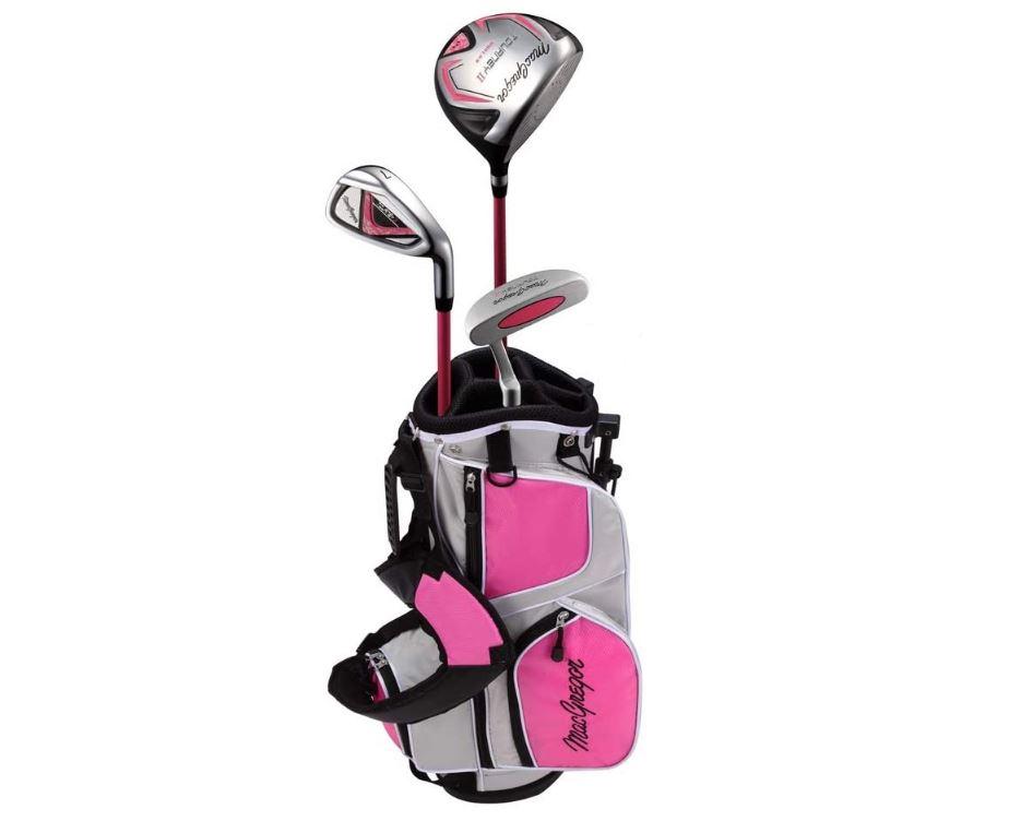 McGregor Tourney II Junior Golf Club Set