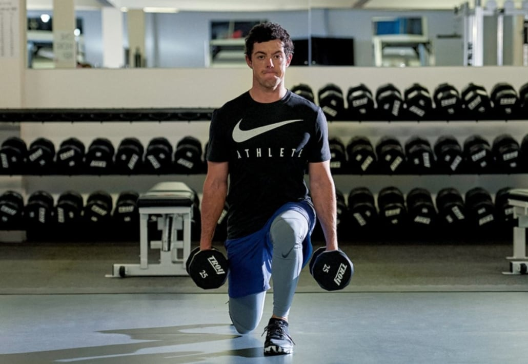 Mcilroy Weight Training