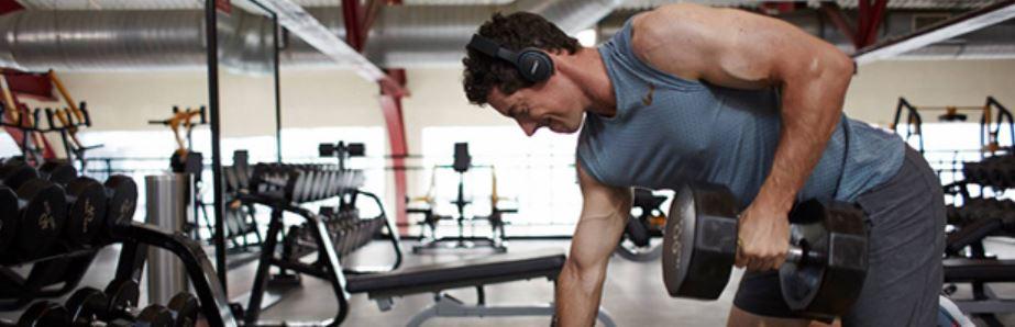 Mcilroy Weight Training 4