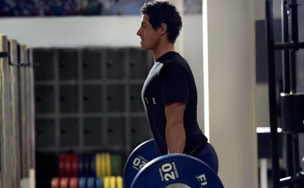 Mcilroy Weight Training 5 Deadlift