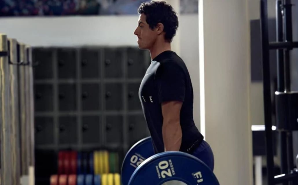 Mcilroy Weight Training 5 Deadlift