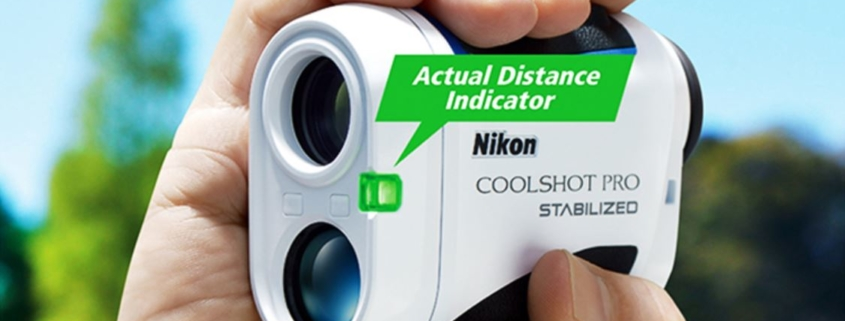 Nikon Coolshot Stabalized 1
