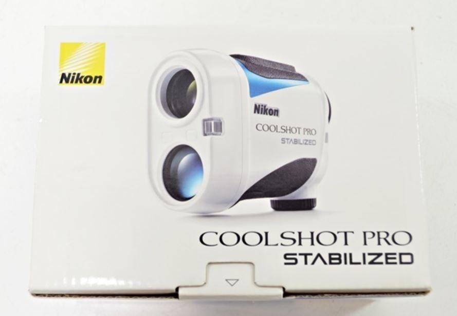 Nikon Coolshot Stabilized 2