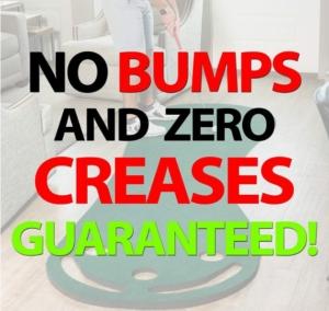 No Bumps And Creases