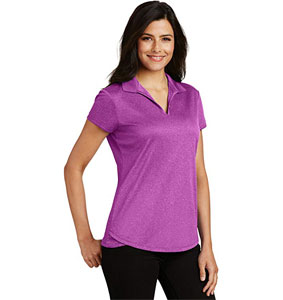 Opna Women's Ladies Moisture Wicking Athletic Golf Polo Shirts
