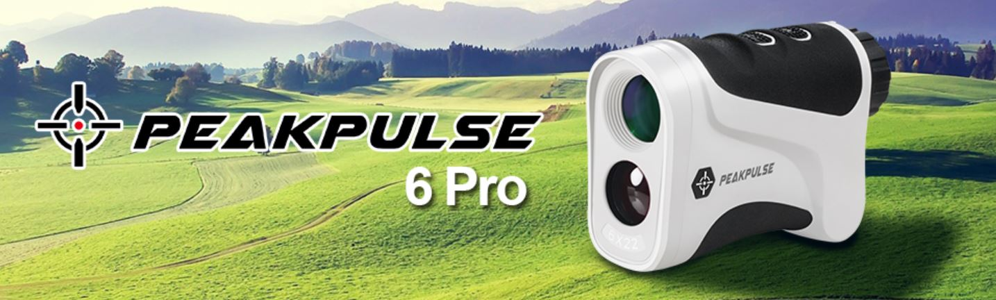 Peak Pulse Rangefinder 3
