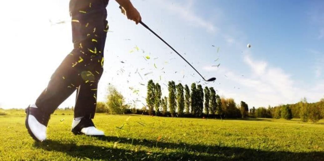 Pitching Wedge Shot