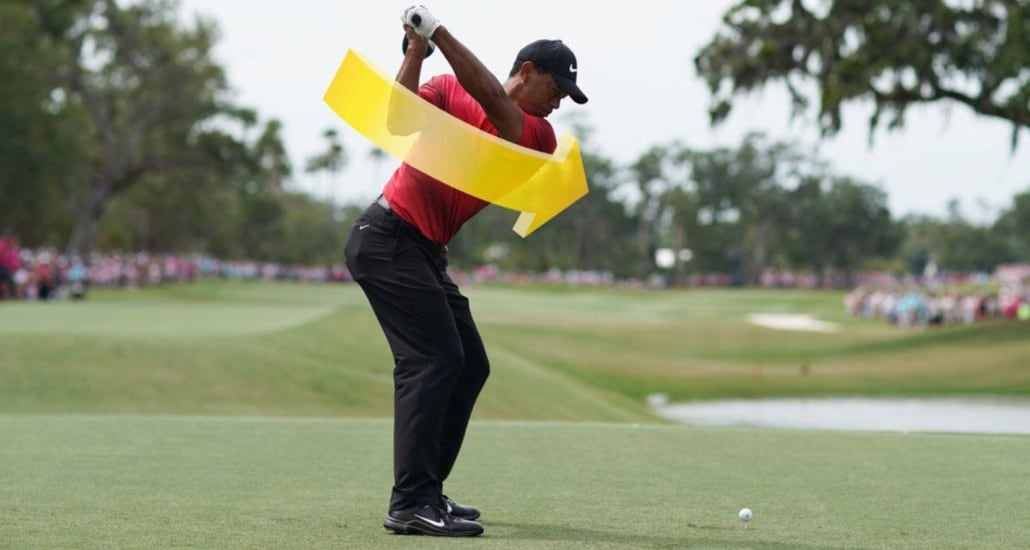 Powerful Golf Swing