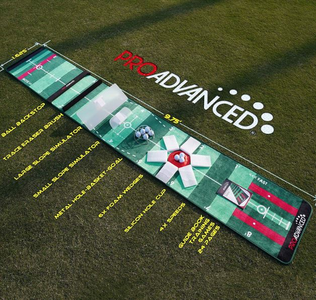 ProAdvanced Putting Mat 2