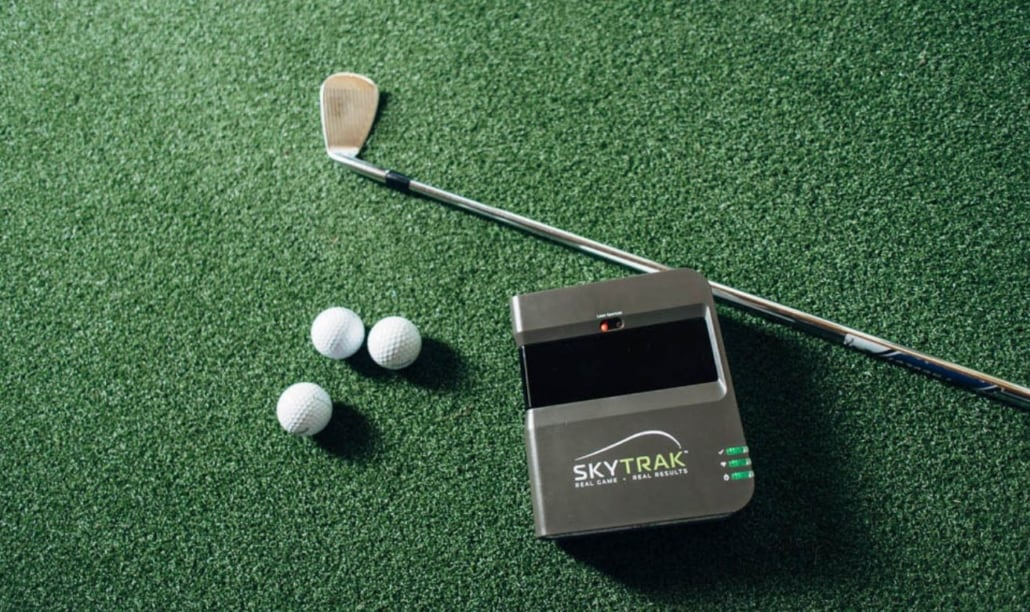 Skytrack Golf monitor