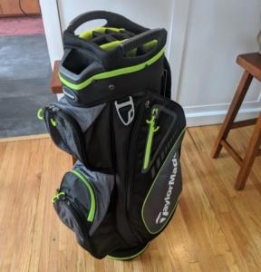 Taylor Made Select Golf Cart Bag