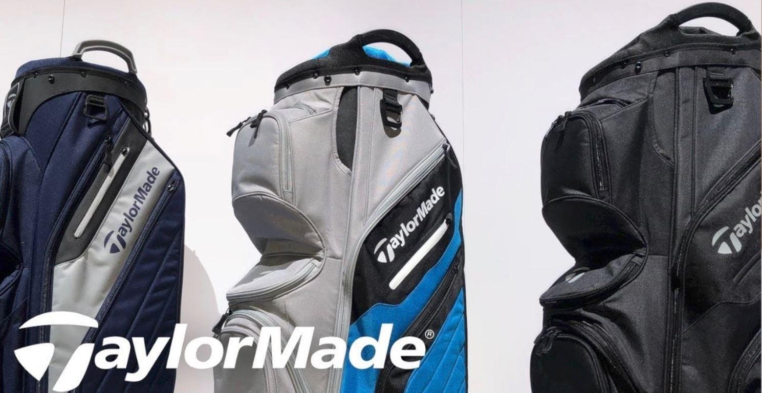 TaylorMade Golf Select Cart Bag