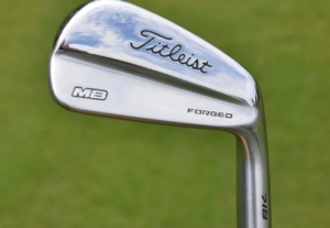 Titleist Forged Irons