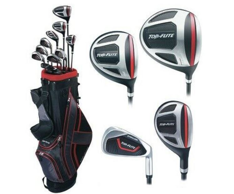 Top Flight XL Golf Clubs