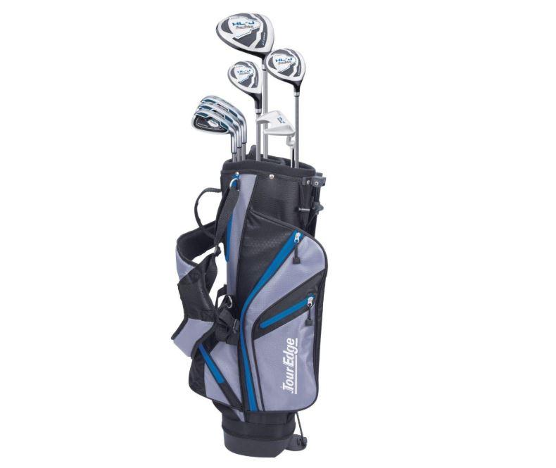 Tour Edge Junior Golf Set