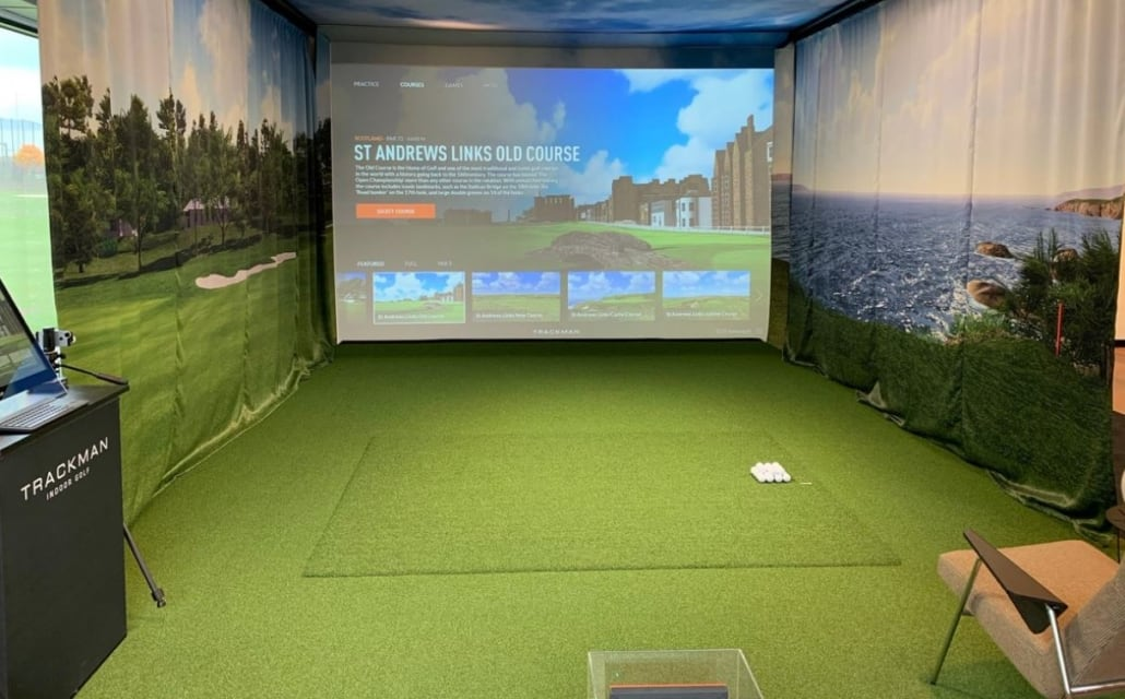 Trackman 4 Courses