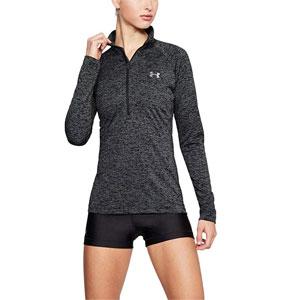 Under Armour Women's Tech Twist ½ Zip Long Sleeve Golf Pullover