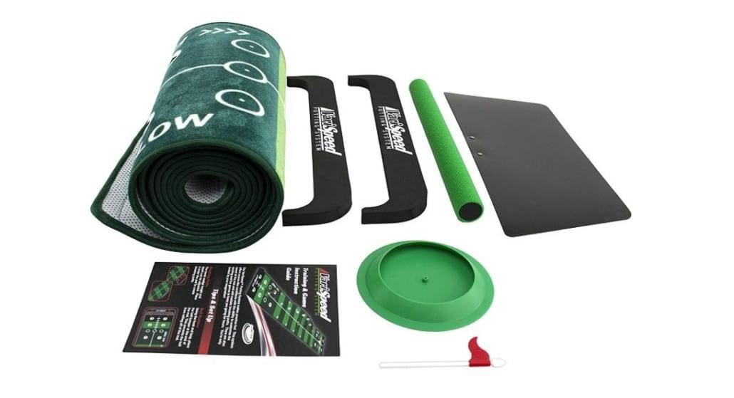 Varispeed Golf Putting Green 2