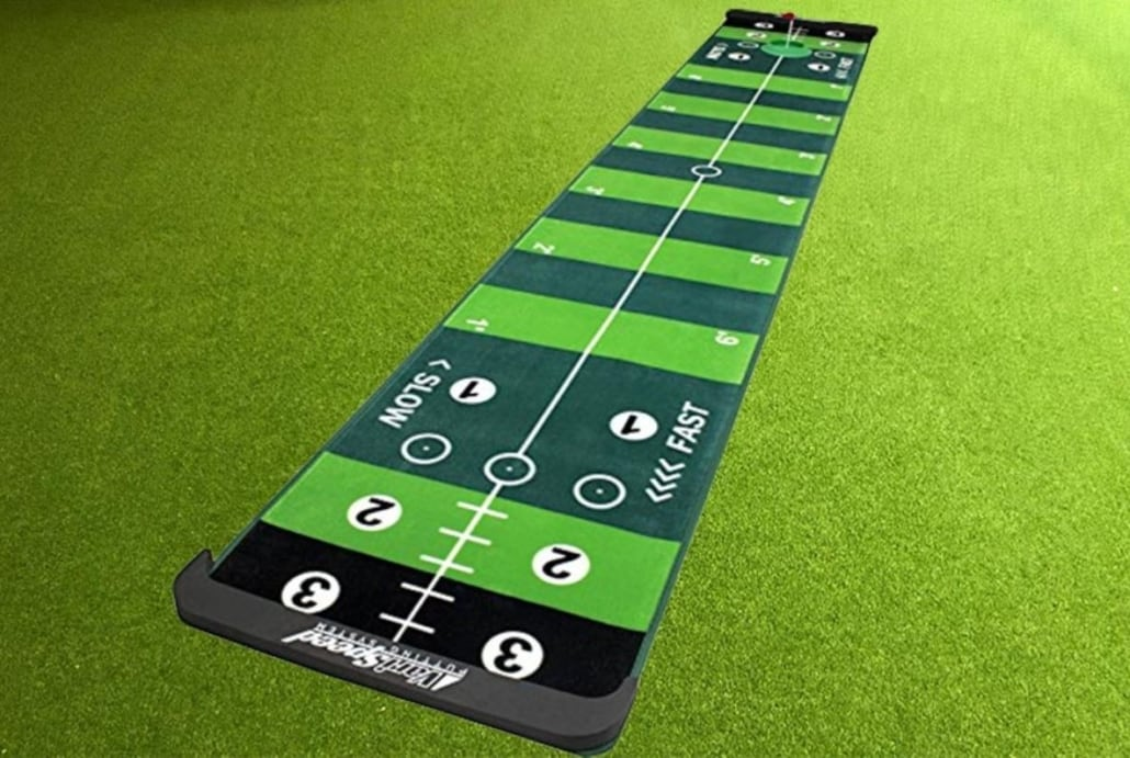 Varispeed Golf Putting Green 6